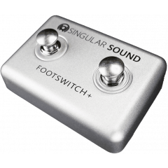 Singular Sound Footswitch+ pour Beatbuddy & Beatbuddy Mini - Vue 1