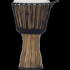 "Pearl Djembé 10"" zebra glass - Vue 1"