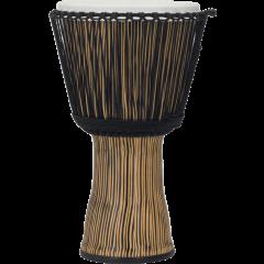 "Pearl Djembé 14"" zebra glass - Vue 1"