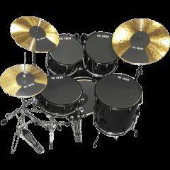 """Vic Firth Pack sourdine 10"""", 12"""", 14"""", 18, hi-hat et deux cymbales - Vue 1"""