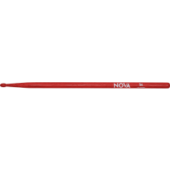 Nova By Vic Firth 5A rouge - Vue 1