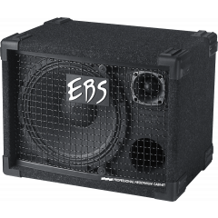 """Ebs Baffle Neo Line 1 x 12"""" 8 ohms compact - Vue 1"""
