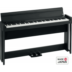 Korg Piano C1 Air BK - Vue 1