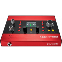 Focusrite Interface Desktop Dante 2x2 - Vue 1