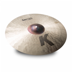 "Zildjian K 18"" sweet crash - Vue 1"