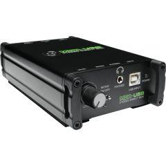 Mackie MDB-USB Boitier de direct actif USB  - Vue 1