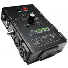Mackie MTEST-1 Testeur de câble - Vue 1