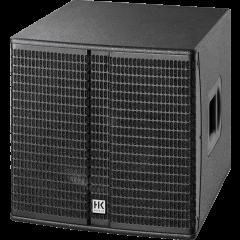 Hk Audio 15'' ampli 670Wrms - Vue 1
