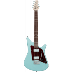 Sterling AL40-DBL-R1 Albert Lee signature Daphne Blue - Vue 1