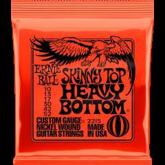 Ernie Ball Skinny top heavy bottom 10-52 - Vue 1
