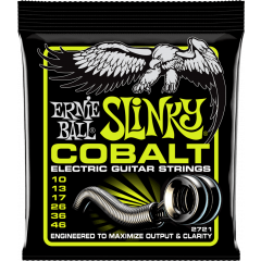 Ernie Ball Slinky cobalt 10-46 - Vue 1