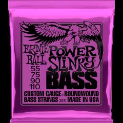 Ernie Ball Power slink 55-110 - Vue 1
