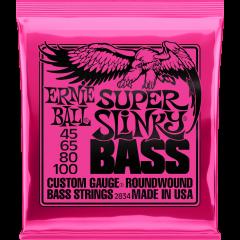 Ernie Ball Super slinky 45-100 - Vue 1