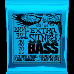 Ernie Ball Extra slinky 40-95 - Vue 1