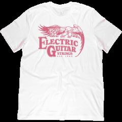 Ernie Ball T-shirt 62 electric guitar - l - Vue 1