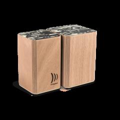Schlagwerk WBS200 Wooden Bongos Velcro - Vue 1