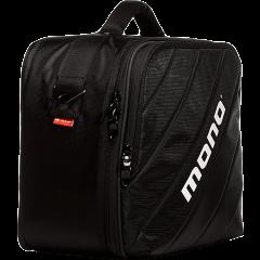 Mono sac de transport double pédale - noir - Vue 1