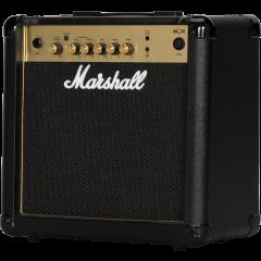Marshall MG15 Gold - Vue 1
