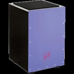 Gon Bops Cajon Fiesta Ultra Violet - Vue 1