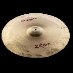 """Zildjian FX Oriental 22"""" Crash of Doom - Vue 1"""