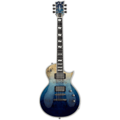 Esp E-II Eclipse blue natural fade - Vue 1