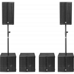 Hk Audio Linear 3 Pack High Performance - Vue 1