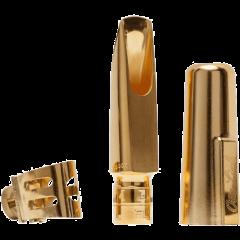 Otto Link Bec saxophone ténor métal FL ouverture 6* - Vue 1