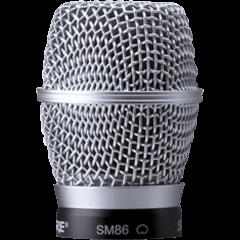 Shure Capsule micro sans-fil SM86 - Vue 1