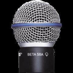 Shure Capsule micro sans-fil BETA 58 - Vue 1