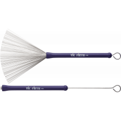Vic Firth Heritage brush - Vue 1