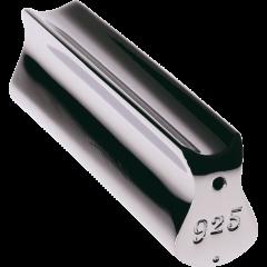 Dunlop Tonebar Ergonomique acier inoxydable 16x73mm - Vue 1
