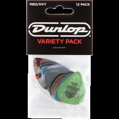 Dunlop Variety Pack medium et heavy sachet de 12 - Vue 1
