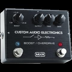 Mxr Mc402 Boost/Overdrive - Vue 1