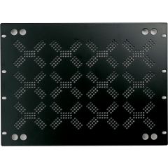 Euromet Panneau de ventilation arrière 8 U - Vue 1