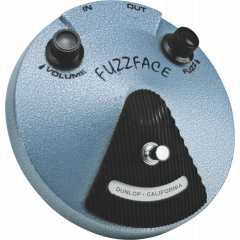 Dunlop Fuzz Face Jimmy Hendrix - Vue 1