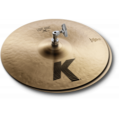 "Zildjian K 14"" hi-hat light - Vue 1"