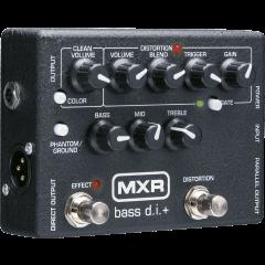 Mxr M80 PREAMPLI BASS  D.I+ - Vue 1