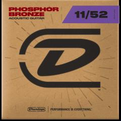 Dunlop DAP1152 phosphor bronze medium light - Vue 1