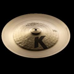 "Zildjian K Custom 17"" Dark china - Vue 1"
