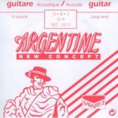 Argentine Si 2 Extra Light 014 à boucle - Vue 1
