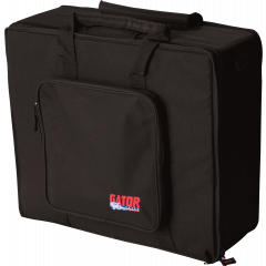 Gator G-MIX-L-1622 softcase nylon mixeur 40,6 x 55,9 x 12,7 cm - Vue 1