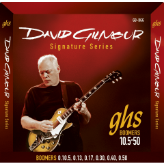 Ghs Signature David Gilmour Rouge 10,5-50 - Vue 1