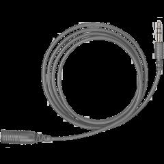 Shure Câble rallonge gris pour intra-auriculaires, 91 cm - Vue 1