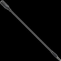 Shure Câble rallonge noir pour intra-auriculaires, 23 cm - Vue 1