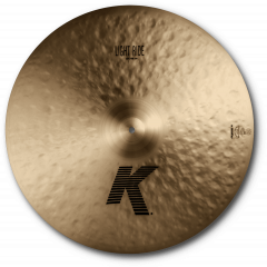 "Zildjian K 22"" light ride - Vue 1"
