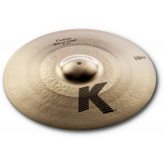 "Zildjian K Custom 18"" hybrid crash - Vue 1"
