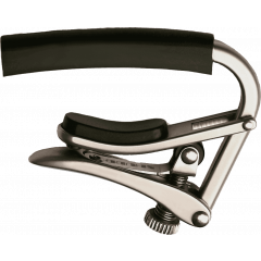 Shubb C4 capo nickel radius 184mm - Vue 1