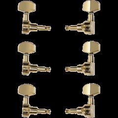Yellow Parts Mécaniques individuelles bain d'huile gold - lot de 6 (3+3) - Vue 1