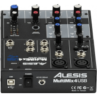 Alesis MultiMix 4 Usb - Vue 3