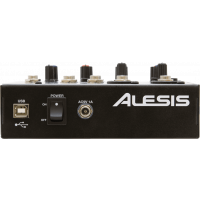 Alesis MultiMix 4 Usb - Vue 4